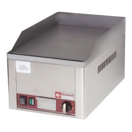 PLAQUE DE CUISSON LISSE ELECTRIQUE 230V MONO 3 KW DIMENSIONS UTILES : 325 X 480 DIMENSIONS EXTERIEURES : 330 X 530 X 290H MM