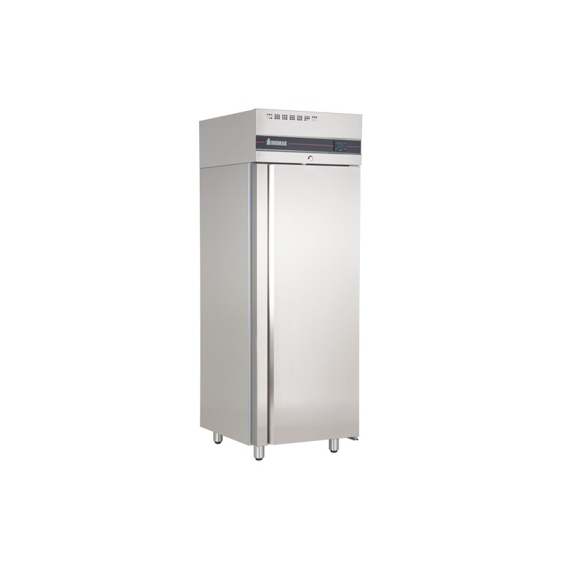 armoire frigo inox ventilee 700l 0 10 lp horeca. Black Bedroom Furniture Sets. Home Design Ideas