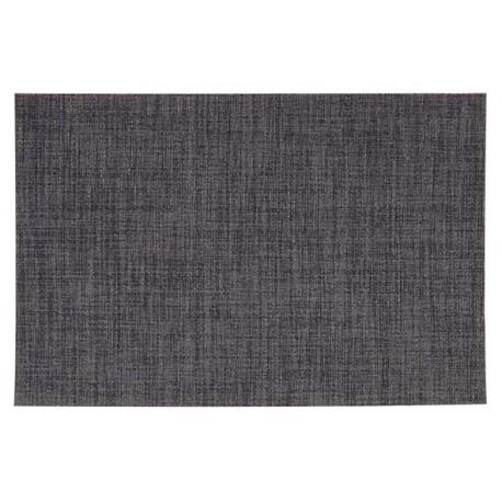 set de table plastique lavable gris bleu 45x30 a la piece lp horeca. Black Bedroom Furniture Sets. Home Design Ideas