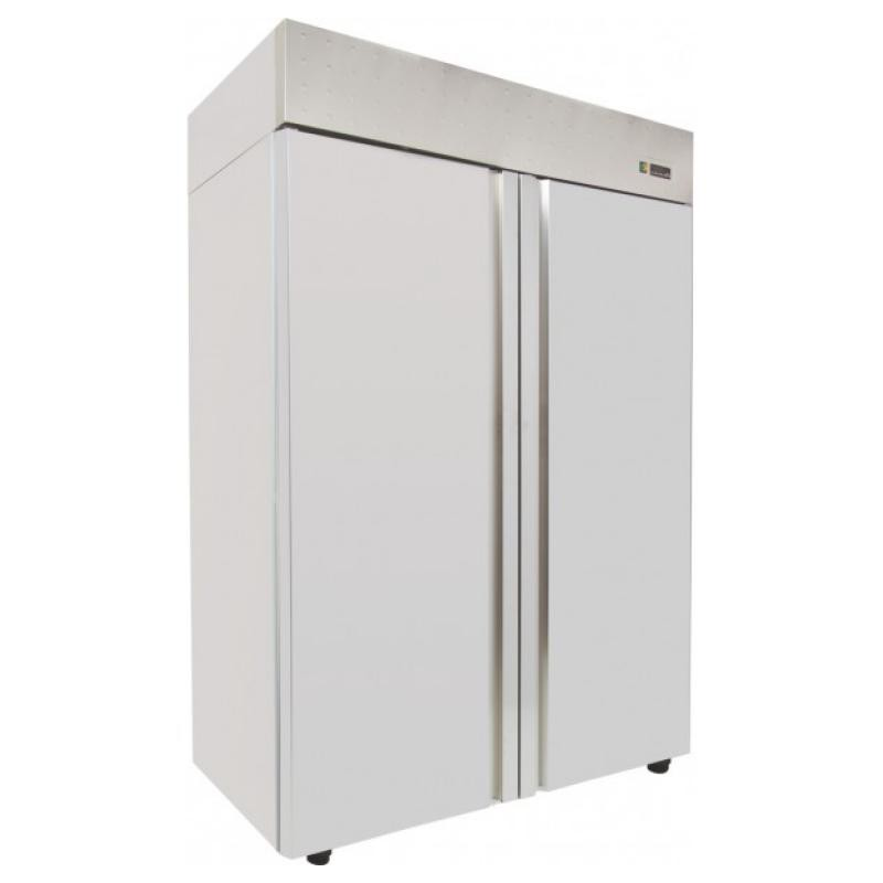 armoire frigo inox ventilee 1400l lp horeca materiel horeca. Black Bedroom Furniture Sets. Home Design Ideas