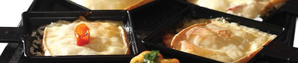 Fondues / Raclettes