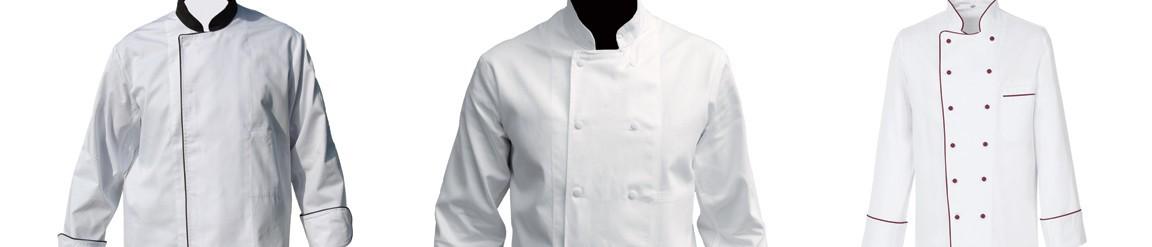 Vestes de cuisine